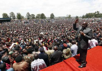 What next for NASA in Rift Valley after Isaac Ruto's exit?