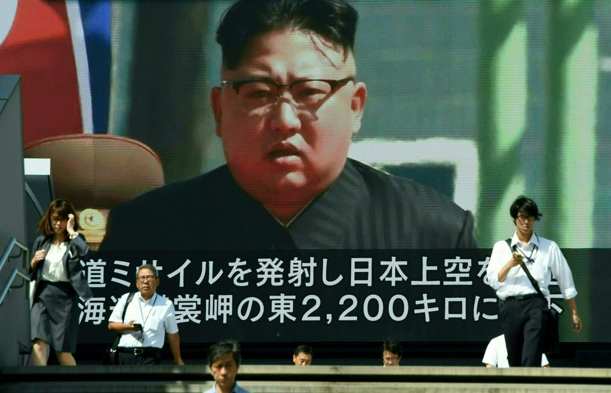 North Korea says it now controls the fate of the U.S.