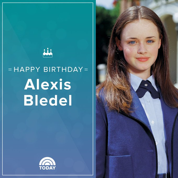 Happy birthday, Alexis Bledel!
