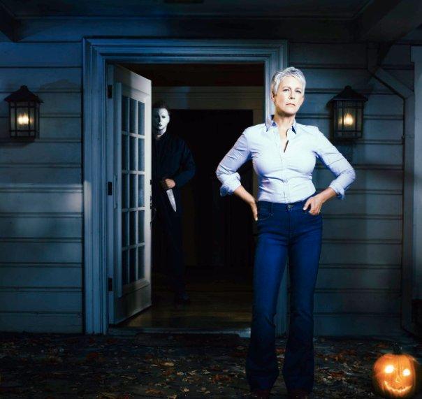 Jamie Lee Curtis returning to 'Halloween' franchise