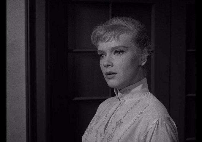"Happy birthday to Anne Francis (1930-2011), star of TZ\s ""The After Hours\"" and \""Jess-Belle\""."