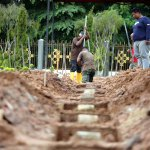 Intense emotions of a grave digger who buried 11 students killed in tahfiz school fire