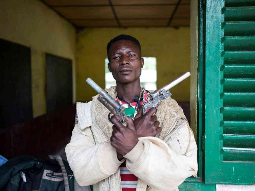 Rising violence in Central African Republic displaces 1.1 million