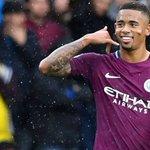 Manchester City goleia o Watford e assume liderança do Inglês