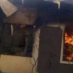 Opposition leader's Kigoma house on fire