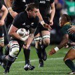 Rugby Championship: victoire record des All Blacks, 57-0 face aux Springboks