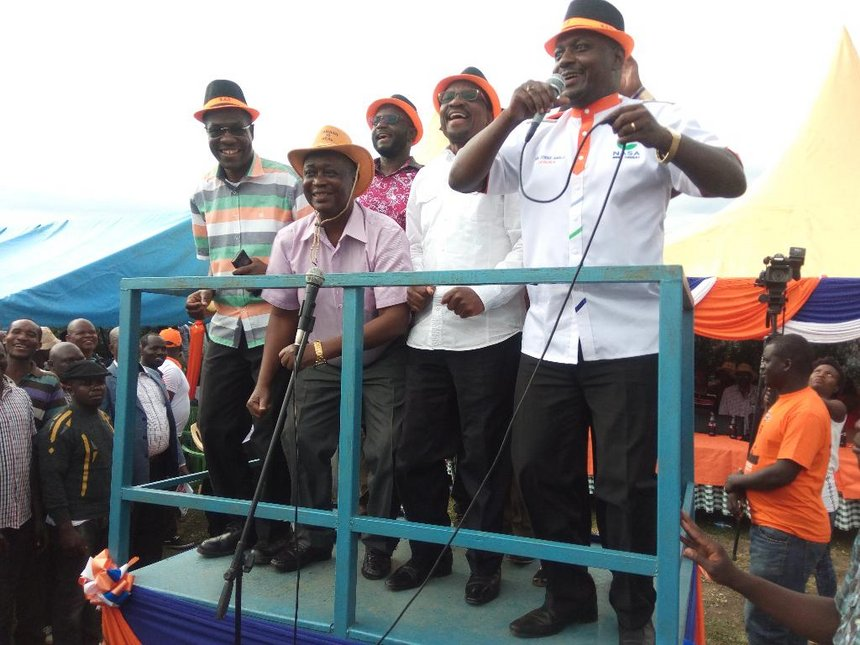 Resign or we'll throw you out on Monday – six Siaya MPs