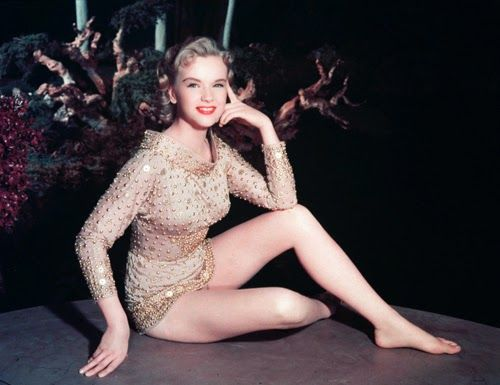 Happy Birthday to the late Anne Francis!!!