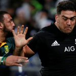 Rugby Championship: New Zealand in record win over South Africa