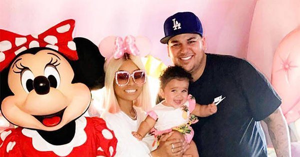 Rob Kardashian and Blac Chyna have reached a private custody agreement over baby Dream: