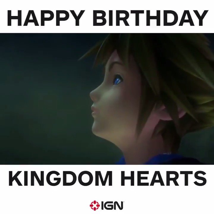 15 years ago today #KingdomHearts came to North America!  Reply with what you love the most about it! https://t.co/hJbs92gfJ4