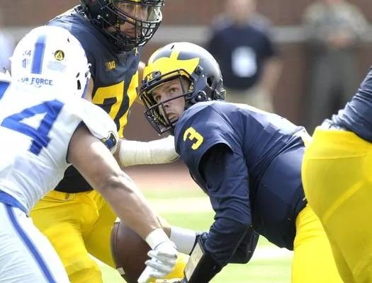 Wojo: For UM to be dominant, offense has to catch up
