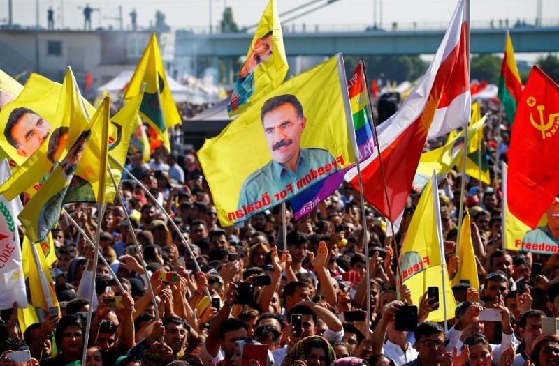 Turkey summons German envoy over Kurdish rally in Cologne