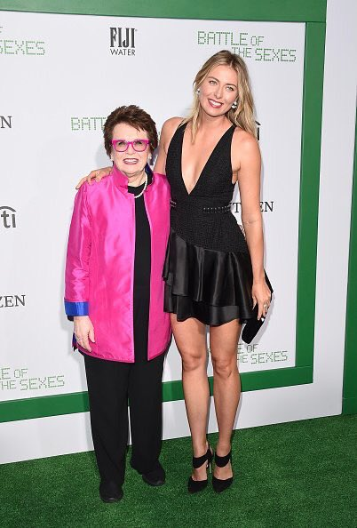 #BattleOfTheSexes premiere with @BillieJeanKing Such an inspiring film ???????? https://t.co/fhS9F6J3UB
