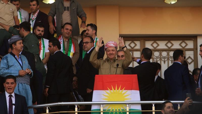 Iraq army 'to intervene' if Kurds' referendum escalates, says PM Haider al-Abadi