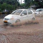 Traffic, infrastructure hit as Mangaluru gets heavy rain