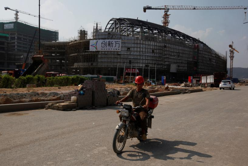 Real Madrid adds lustre to China's wannabe 'Orlando' tourist hub