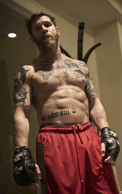 Tom Hardy turns 40 Happy birthday to this absolute legend