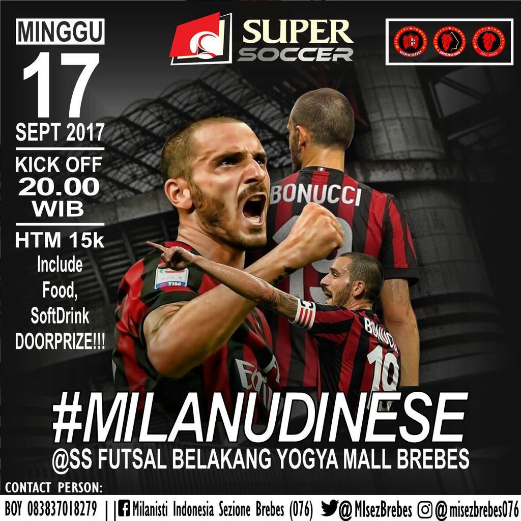 #MilanDay