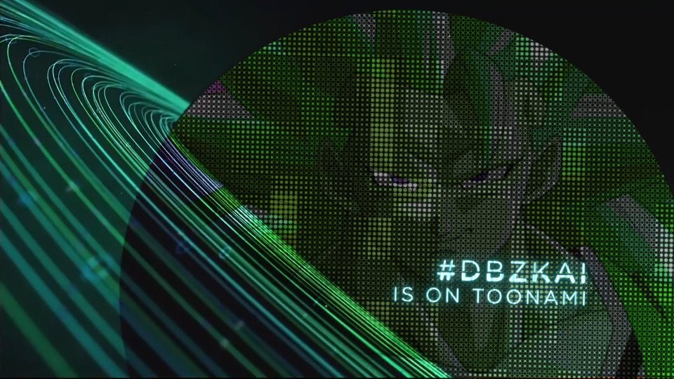 RT @ToonamiNews: An all new episode of #DBZKai The Buu Saga is on Toonami. Can you trend this show? https://t.co/8ydcKqtyFd