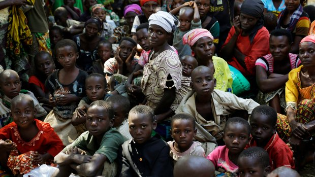 36 Burundi refugees killed in clashes with Congo forces: UN
