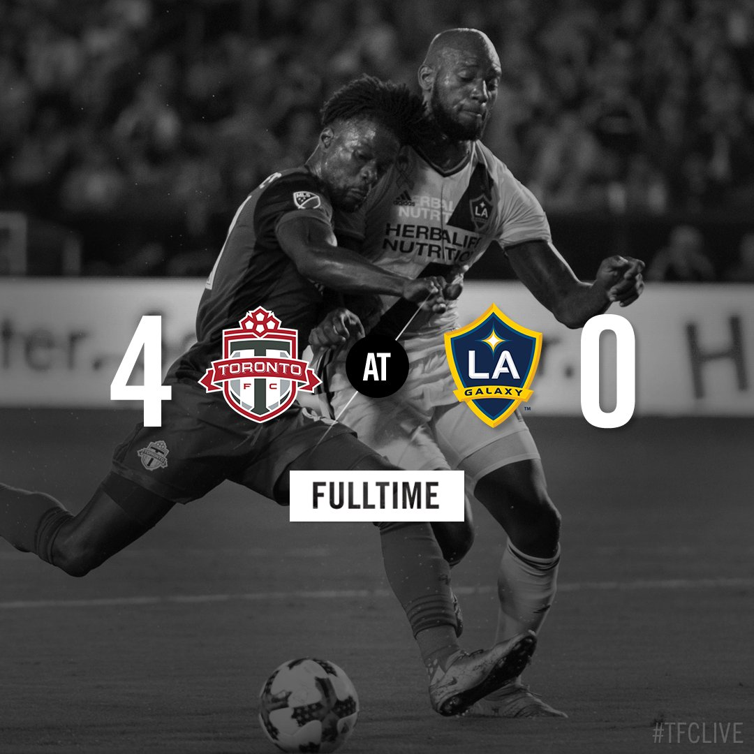 RT @torontofc: FT: Well, that was fun  #TFCLive | #LAvTOR https://t.co/15XvkKUWoS