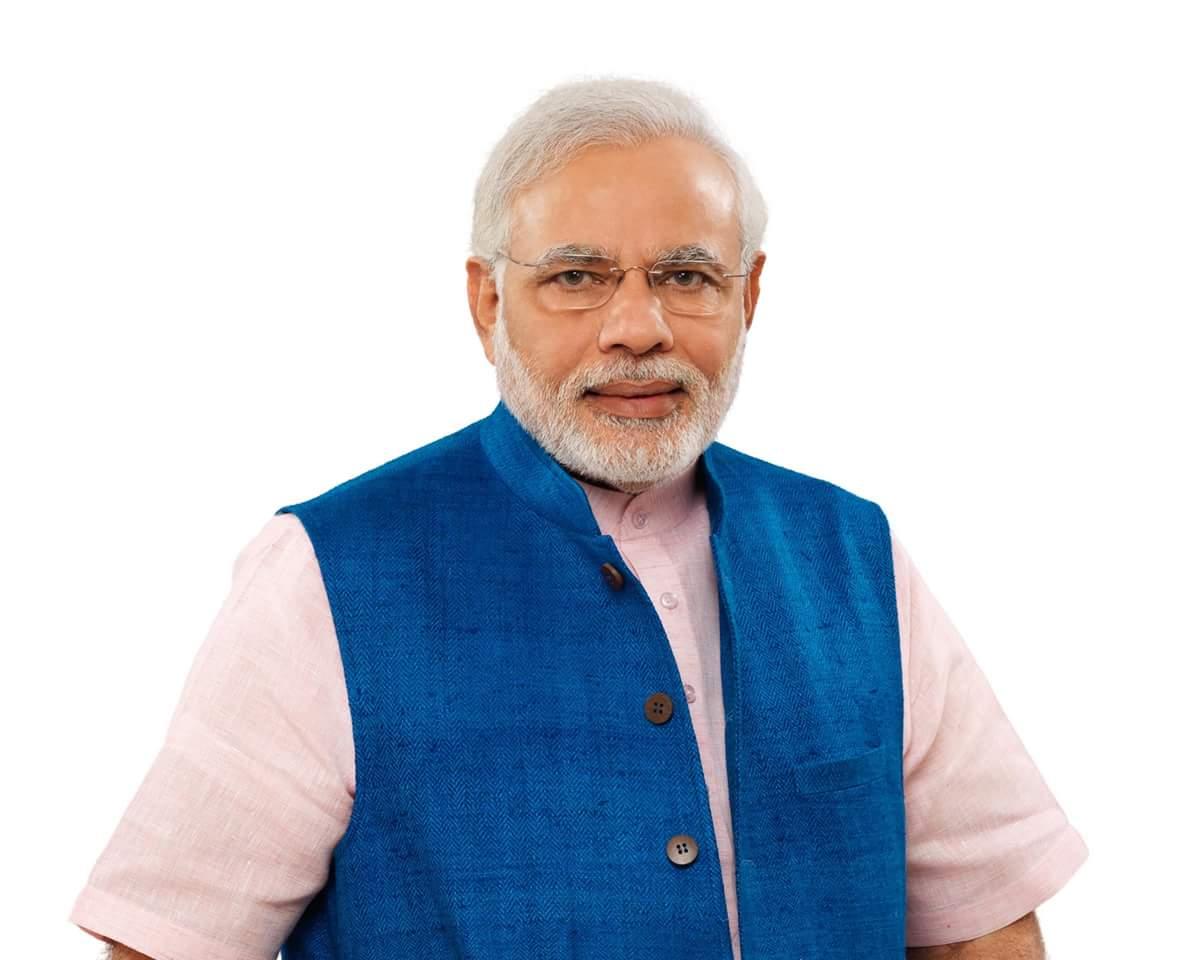 Happy birthday to our PM Shree Narendra Modi sir .
