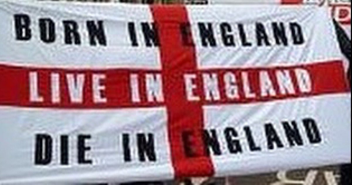 RT @3lions_ontour: Retweet if you are English and proud https://t.co/W3yyngU9qH