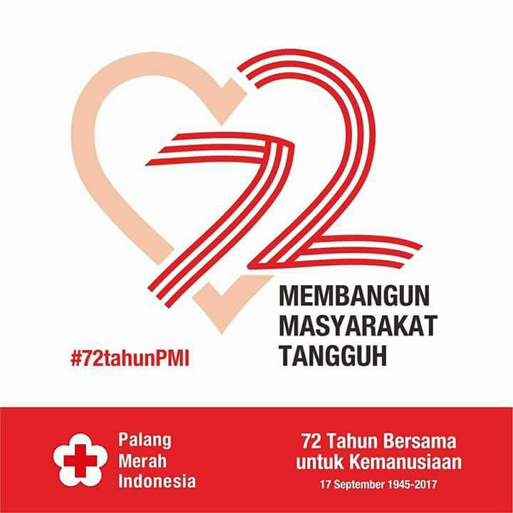 #72tahunPMI