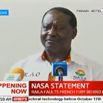 Raila reveals people involved in the murder of the Late Msando