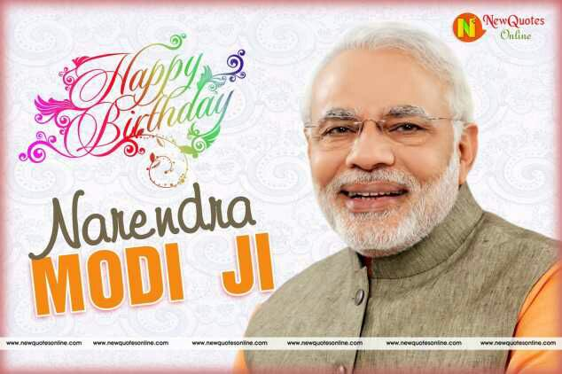 A Wish you Happy Birthday  for    Hon\ble Prime Minister Of India  Shri Narendra Modi