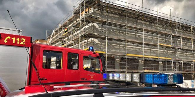 test Twitter Media - Feueralarm auf Kino-Baustelle https://t.co/EU1DQJ6HsA #feuerwehr #nordhorn #feuerwehrnordhorn #blaulicht https://t.co/ZvBhKBchkm