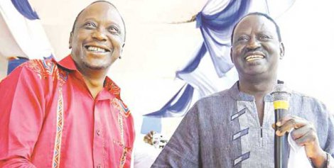 Five counties to have a decisive word on presidency
