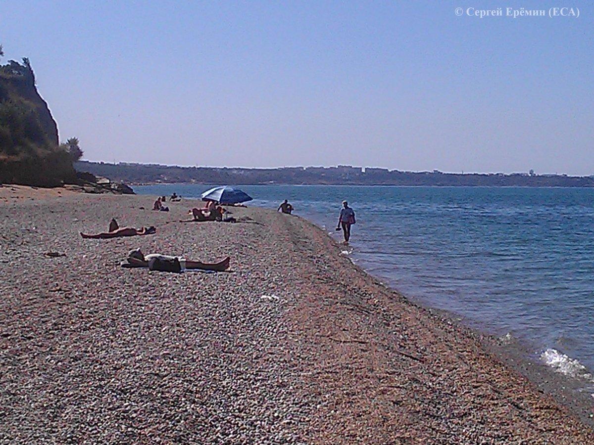 Бархатный пляж в сосновоборске фото