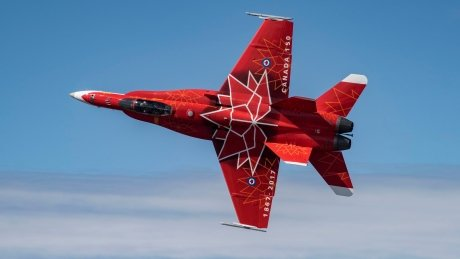 CF-18 jets to fly above stadium before Alouettes' game today https://t.co/YgeOGfAbed https://t.co/Q1Acky1bTk