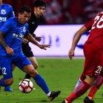 Tevez's battered Shanghai Shenhua 'just like Man Utd'