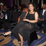 CUCU MANYANGA! ESTHER PASSARIS break necks at Miss World Kenya competition (PHOTOs).