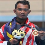 How Asean Para Games gold-medallist Zuhairie turned tragedy into triumph