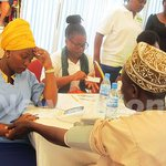 Mutungo residents get free healthcare