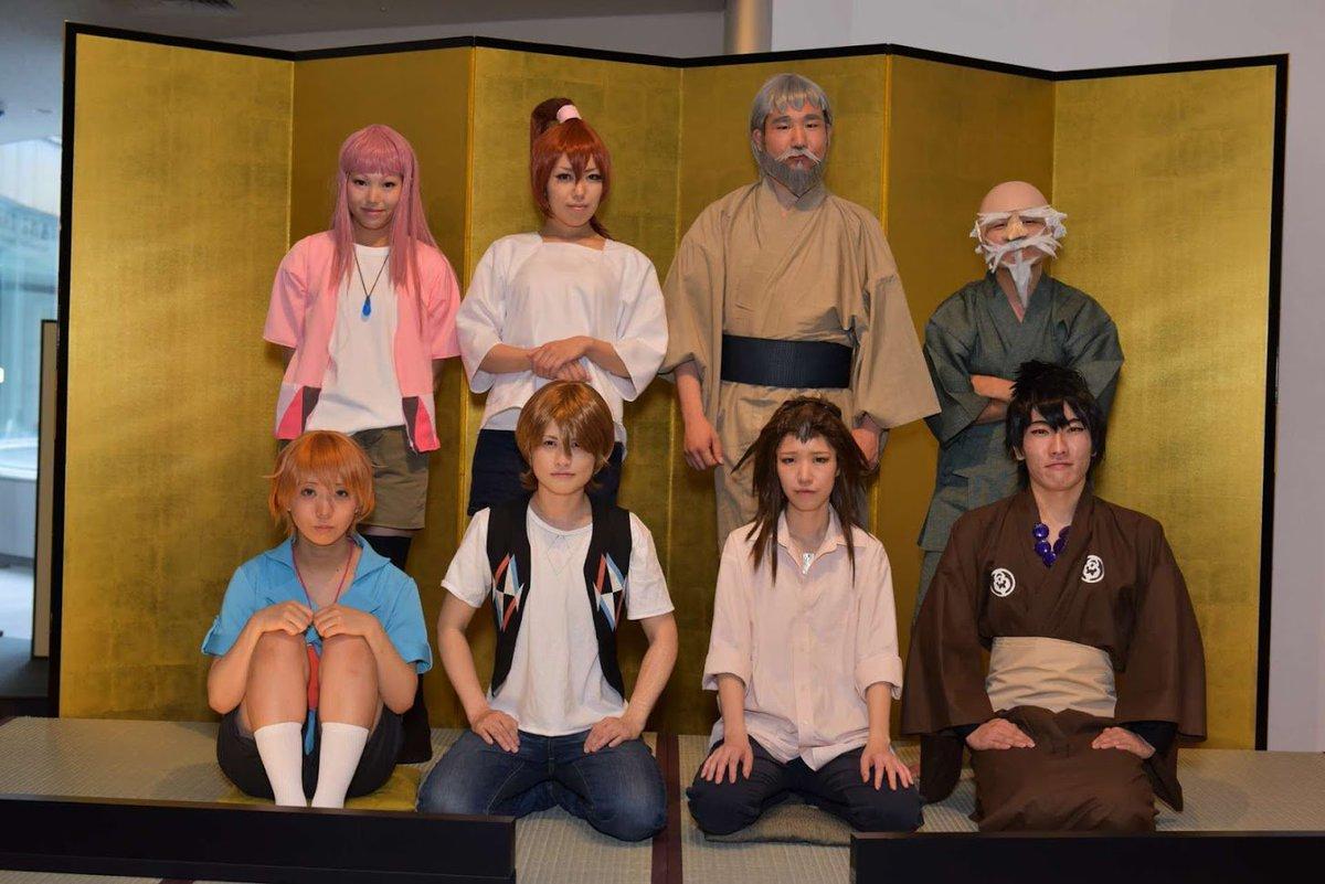 京まふで有頂天家族合わせの赤玉先生してきましたとても楽しかったです!