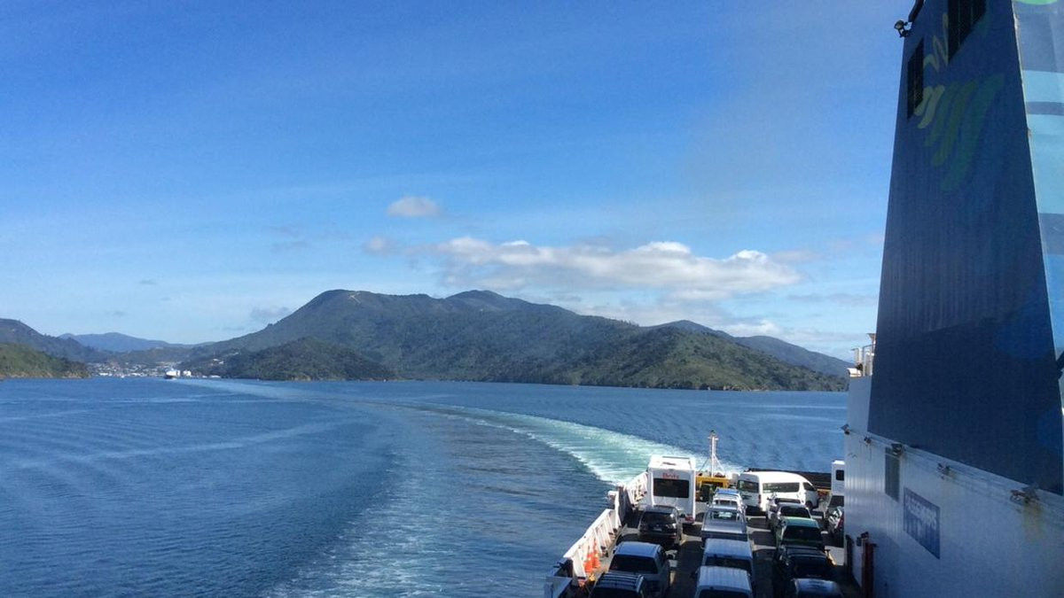 Away from Home: South Island, New Zealand