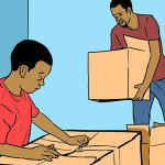 PARENTING : Make moving easier on children