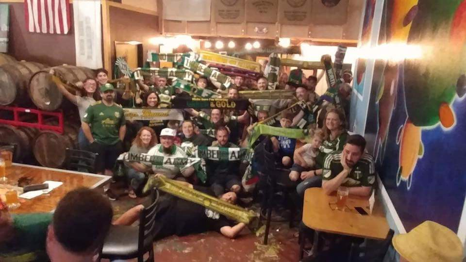 RT @TANorthAlliance: Thanks for last night @TrapDoorBrewing #ScarvesUp #RCTID #TANA360 https://t.co/F16jecHduf