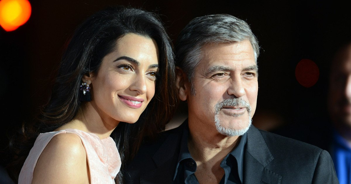"George Clooney gets candid about being a dad: ""It's something I never thought"" I would do:"