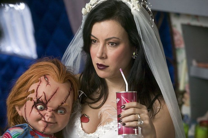 Dark Universe would like to wish Jennifer Tilly a very Happy 59th Birthday!