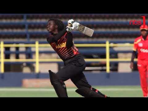 Lady Cricket Cranes Stuns Zimbabwe