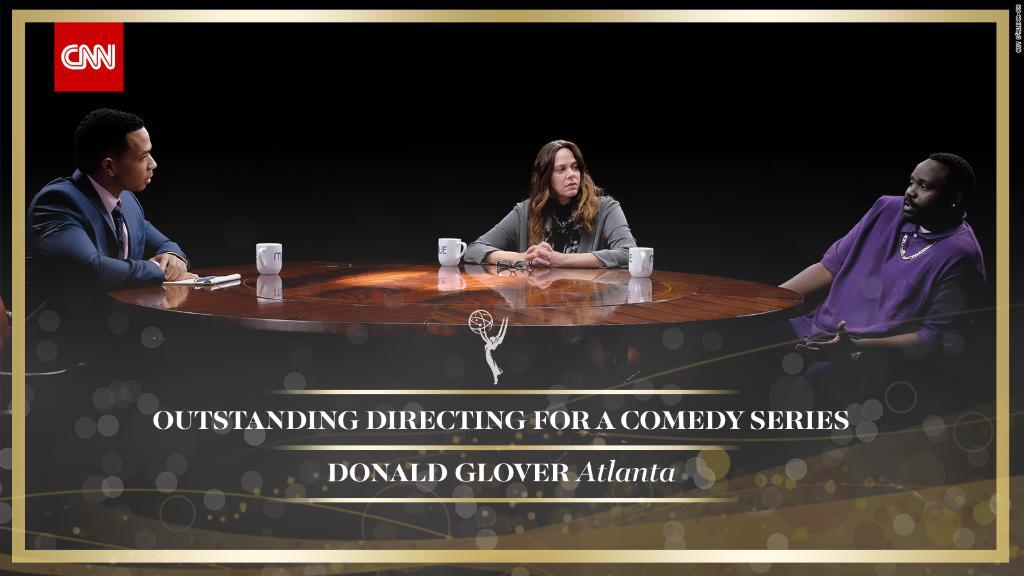 .@DonaldGlover wins Outstanding Directing for a Comedy Series for @AtlantaFX. #Emmys https://t.co/gKwFGZr6ZE https://t.co/MMMnDrsnRc