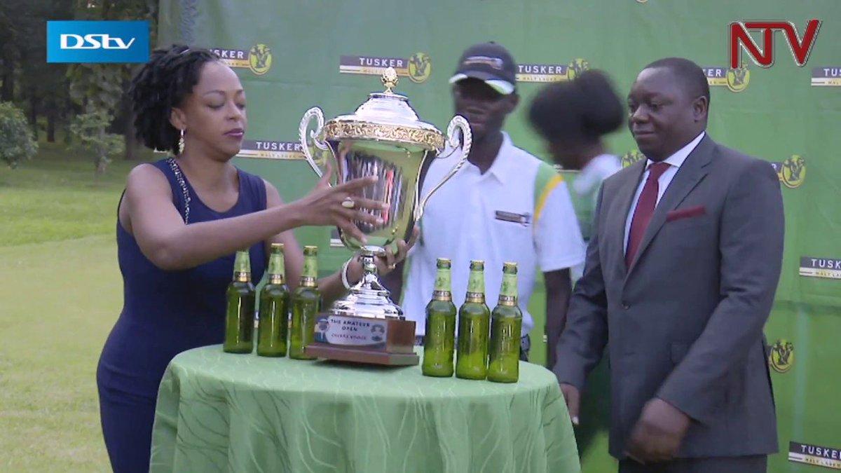 Rugumayo holds off challenge from Otile to win Uganda Golf Open