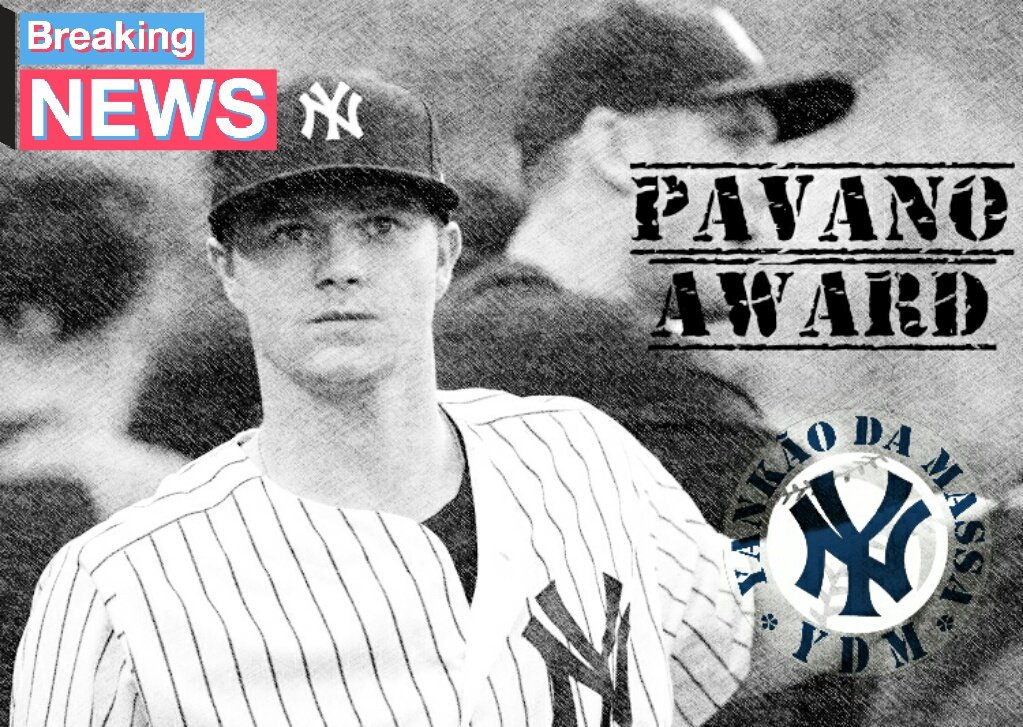 Pavano Award de hoje vai para Sonny Gray. #quedureza 😣 https://t.co/4zDEDNnRzK