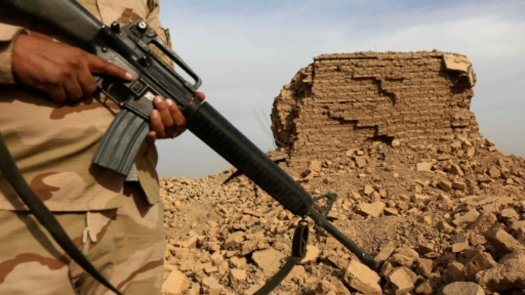 Booby-trap blast kills 8 in Iraq village seized from IS
